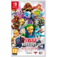 Hyrule Warriors - Definitive Edition (Switch)