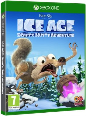 Ice Age: Scrats Nutty Adventure (Xbox One)