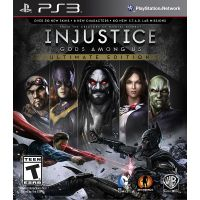 Injustice: Gods Among Us - Ultimate Edition (PlayStation 3)