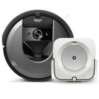 iRobot Roomba i7 (i7158) / Braava jet m6