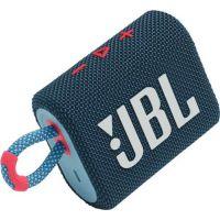 JBL Go 3 - blue / pink