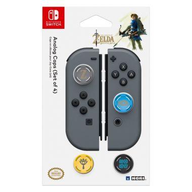 Joy-Con Analog Stick Caps - The Legend of Zelda (Switch)