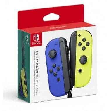 Joy-Con Pair Blue/Neon Yellow (Switch)