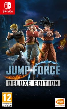 Jump Force: Deluxe Edition (Switch)