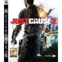 Just Cause 2 - bazar (PS3)