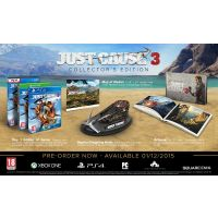 Just Cause 3 (Collectors Edition) (Xbox One)
