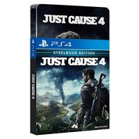 Just Cause 4 Steelbook Edition (PlayStation 4)