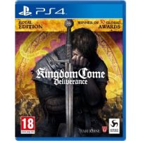 Kingdom Come: Deliverance Royal Edition (PS4)