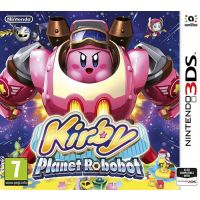 Kirby: Planet Robobot (Nintendo 3DS)