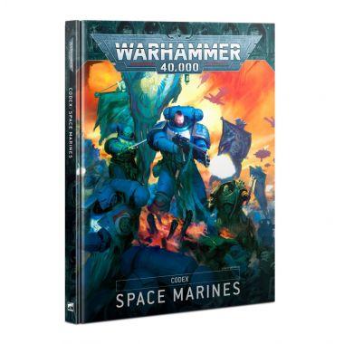 Kniha Warhammer 40.000 Codex Space Marine (2020)