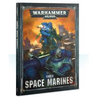 Kniha Warhammer 40.000 Codex Space Marine