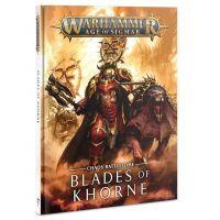 Kniha Warhammer: Age of Sigmar - Battletome: Blades of Khorne
