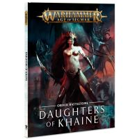 Kniha Warhammer: Age of Sigmar - Battletome: Daughters of Khaine