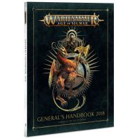 Kniha Warhammer: Age of Sigmar - Generals Handbook 2018