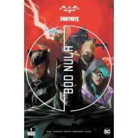 Komiks Batman/Fortnite: Bod nula 1