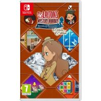 Laytons Mystery Journey: K&M Con. Deluxe Edition (Switch)