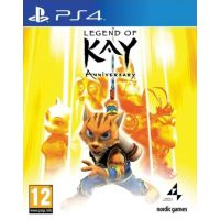 Legend of Kay: Anniversary (PS4)