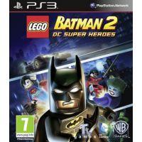 LEGO Batman 2: DC Super Heroes (PlayStation 3)