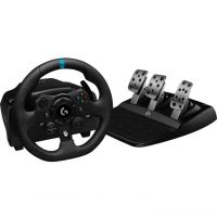 Volant Logitech G923 Racing Wheel and Pedals pro PS5, PS4 a PC (941-000149) (PS4)