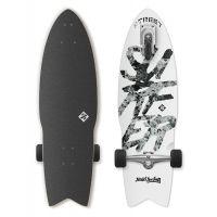 "Longboard Street Surfing SHARK ATTACK 30"" Great White"