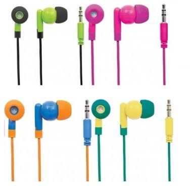 Manhattan Sound POP sluchátka