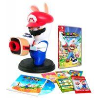 Mario + Rabbids: Kingdom Battle - Collectors Edition (Switch)