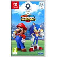 Mario & Sonic at the Tokyo Olympic Games 2020 (Switch)