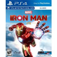 Marvels Iron Man VR (PS4)