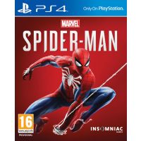 Marvels Spider-Man (PS4)