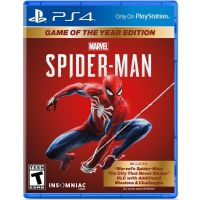 Marvels Spider-Man GOTY Edition (PS4)