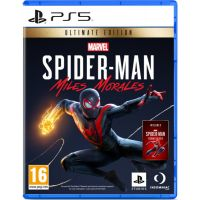 Marvels Spider-Man: Miles Morales Ultimate Edition (PS5)