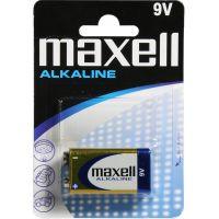 MAXELL 6LR61 Alkalická baterie 9V, 1ks