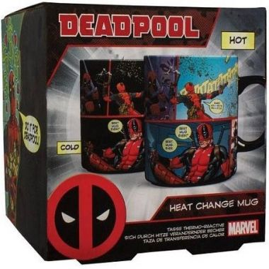 Měnící se hrnek Deadpool