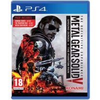 Metal Gear Solid 5: The Definitive Edition (PS4)