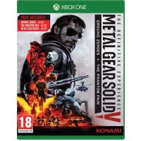 Metal Gear Solid 5: The Definitive Edition (Xbox One)