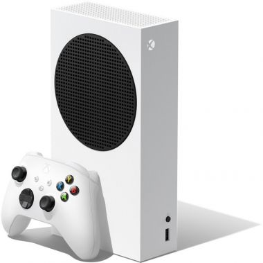 Microsoft Xbox Series S 512GB White (RRS-00010) (Xbox Series)