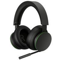 Microsoft Xbox Wireless Headset TLL-00002, Dolby Atmos, černá (PC, XSX, XONE)