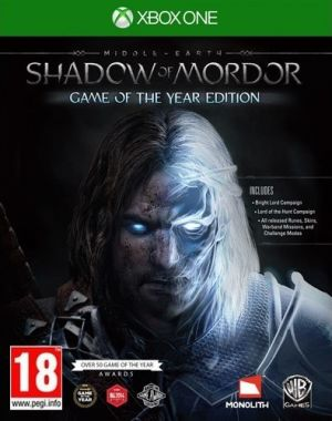 Middle - Earth: Shadow of Mordor - Game of the Year Edition (Xbox One)