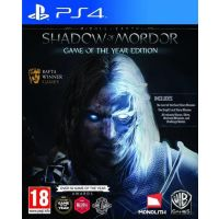 Middle - Earth: Shadow of Mordor - Game of the Year Edition (PS4)