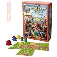 Mindok Carcassonne - rozšíření 10: Cirkus