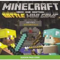 Minecraft Battle Mini Game - Map Pack Season Pass (Xbox One)