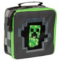 Minecraft strašidelný Creeper box na obědy