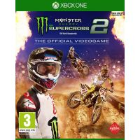 Monster Energy Supercross 2 - The Official Videogame (Xbox One)