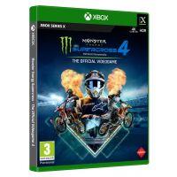 Monster Energy Supercross 4 (XSX)