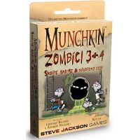 Munchkin - Zombíci 3 + 4