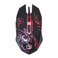 Myš Marvo M316, 2400DPI, optika, černá (PC)