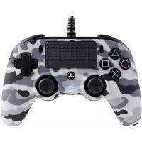 Nacon Wired Compact Controller (camo grey) (PS4)
