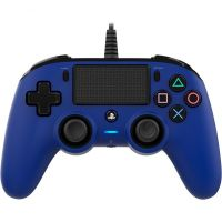 Nacon Wired Compact Controller (modrý) (PS4)