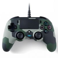 Nacon Wired Compact Controller (zelená kamufláž) (PS4)