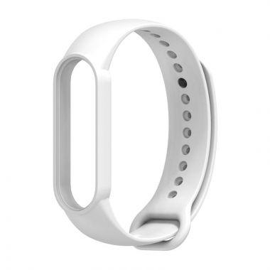 Náhradní náramek Xiaomi Mi Band 5/6 Bílý